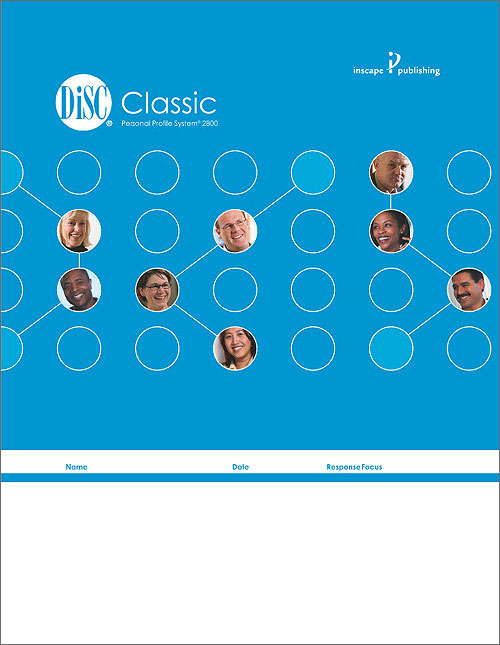 Disc Classic Personality Profile
