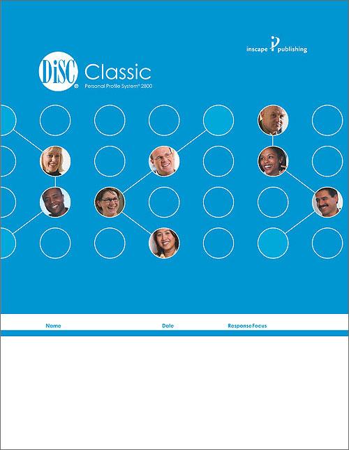 Disc Classic Personality Profile