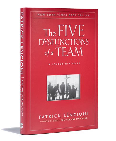 Five Behaviors Of A Cohesive Team Workshop Facilitator