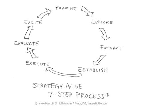 Strategy Alive™ – A 7-Step Strategic Map To Success