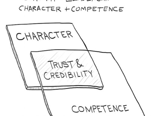 Servant Leadership: Character and Competence = Credibility