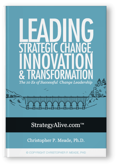 Leading Strategic Change, Innovation & Transformation: The 10 Elements of Successful Change Leadership.