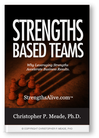 Strengths‐Based Teams, Leaders and Organizations