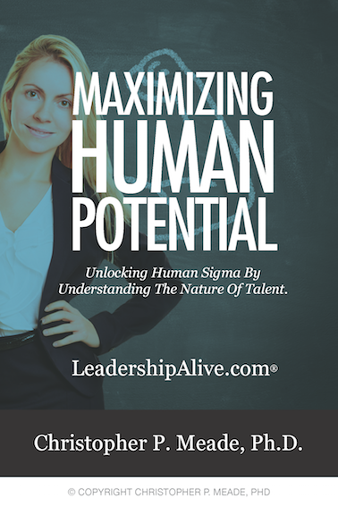 Maximizing Human Potentional by understanding talent and unlocking human signma.